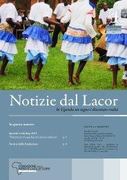 N. 4 Settembre - Fondazione ONLUS Piero e Lucille Corti