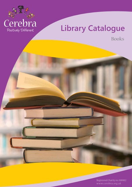 Library Catalogue - Cerebra
