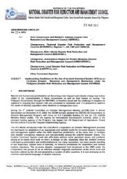 MEMO re Implementing Guidelines on the use of ICS - National ...