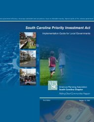 SC Priority Investment Act: Implementation Guide for Local ...