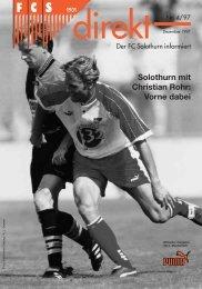 00 QX FCSdirekt 4/97 Internet - FC Solothurn