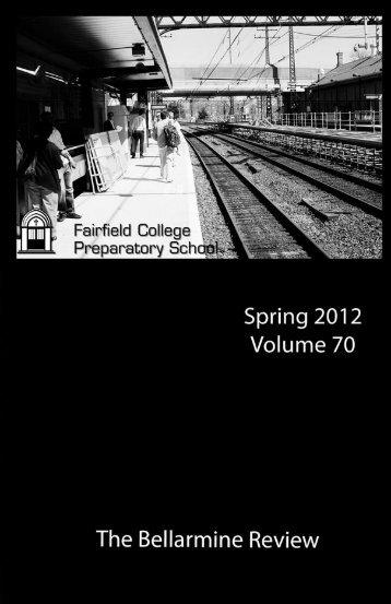 prose - Fairfield College Preparatory School