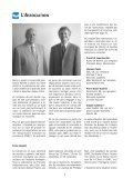 Rapport d'activité 2002 - Federation of the Swiss Watch Industry FH - Page 6