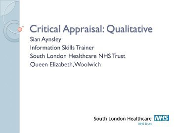 critical appraisal role of physiotherapy health and social care essay You will apply critical appraisal skills in order to effectively influence and instigate change to enhance health in health and social care no professional group works in isolation oxford brookes teaches a information technology plays an important role in health care courses and an extensive range of.