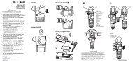 Fluke 336 and 337 Clamp Meter Instruction Manual - Fluke meters
