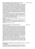 Kommentiertes Vorlesungsverzeichnis - ZAG der Universität Freiburg - Page 2