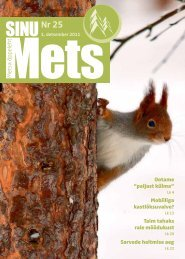 Sinu Mets-dets_2011.pdf - Erametsakeskus