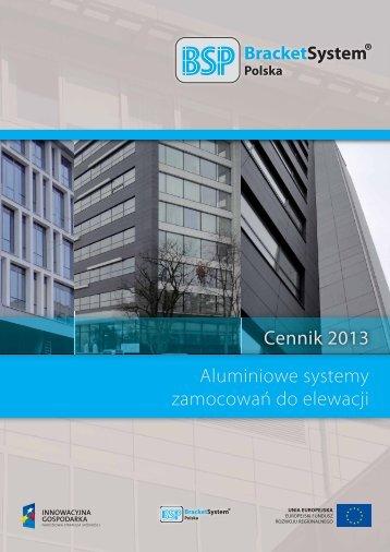 Cennik BSP 2013 - BSP System Polska