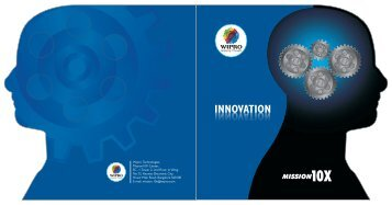 Innovation Book 2009 - Mission10X