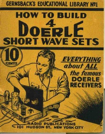Doél'ntE - Antique Radios Online
