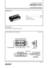 CM200DY-24A - Mitsubishi Electric
