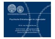 Psychische Erkrankungen im Jugendalter - www.gesunde-schule ...