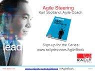 Presentation Slides   Agile Steering   May 17, 2013