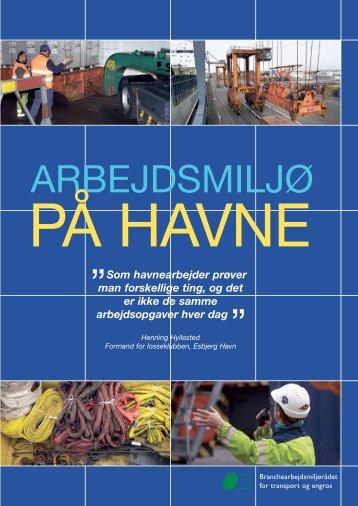 Arbejdsmiljø på havne - BAR transport og engros
