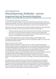 Læs evalueringsstrategien om organisering her - Fredensborg ...