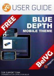 Blue Depth Mobile Theme Free User Guide - BelVG Magento ...