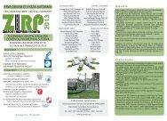 ZIRP13-prva obavijest i poziv - Fakultet prometnih znanosti ...
