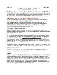 Svenska Taxklubbens Arbetsordning