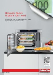 Gesunder Tausch ist jetzt € 100,– wert! - Weyland GmbH