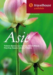 WETTSTEIN - Asie - 2011/2012 - Travelhouse