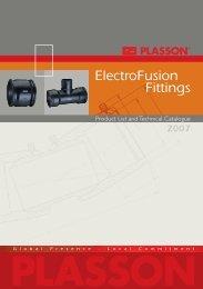 Plasson Electro Fusion PDF - Furry Feet TV