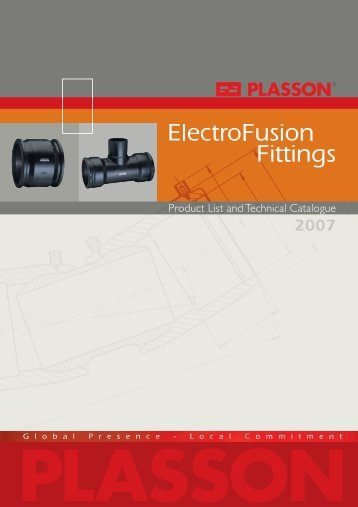 Plasson Electro Fusion PDF - Furry Feet TV