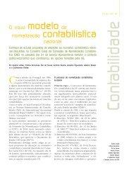 O novo modelo de normalização contabilística nacional - Ordem dos ...