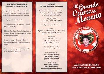 associazione per i nati con cardiopatie congenite - Cuorediverona.it
