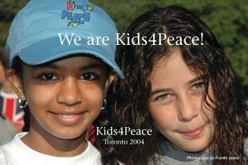 Peace camp - Franke James