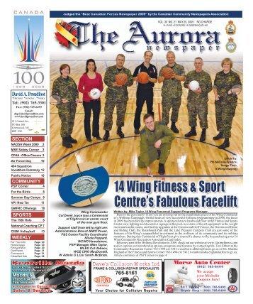 May 25 2009 - The Aurora Newspaper