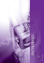 Annuaire Genopole - Les Entreprises - 2011