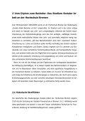 Studierendenbefragung Soziale Arbeit BA. Forschungsbericht. HS ... - Seite 7