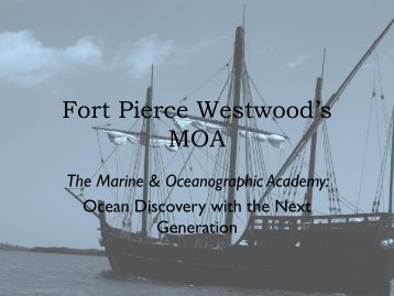 Fort Pierce Westwood's MOA - St. Lucie County School Board
