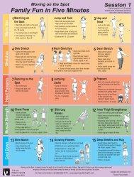 Family Fun in Five Minutes - Algoma Public Health