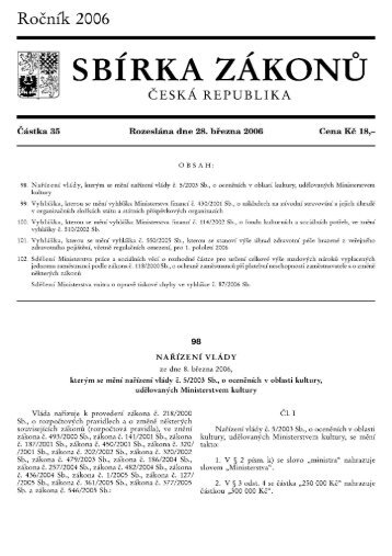 Z činnosti sekcí, kolegií a komisí - Asociace muzeí a galerií České ...