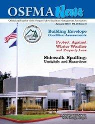 Winter 2012 Vol 25 Issue 3 - OSFMA