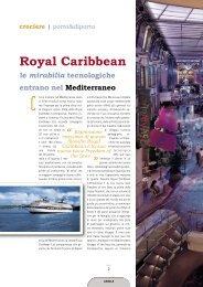 Royal Caribbean - Porto & diporto