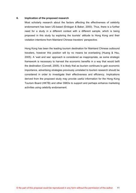 SAMPLE 1 FORM RDC/1A THE HONG KONG POLYTECHNIC ...