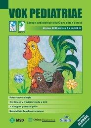 vox pediatriae 3/2008