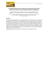 algoritmo baseado em sistemas imu ológicos para detecção de ...