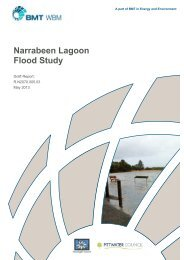 Draft Narrabeen Lagoon Flood Study Report Chapters 1 and 2