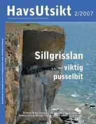 HavsUtsikt nr 2,2007 - Havet.nu