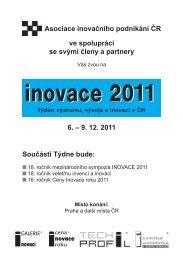zlom INOVACE 2011.indd - AIP ČR