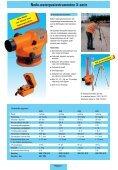 Nedo-waterpasinstrumenten F-serie - Page 3