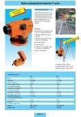 Nedo-waterpasinstrumenten F-serie - Page 4