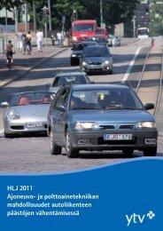 ja polttoainetekniikan mahdollisuudet autoliikenteen ... - HSL