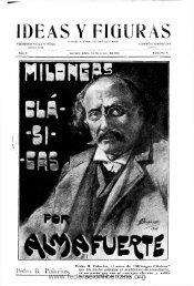 1909, julio. Año I, nº 8. - Federacion Libertaria Argentina