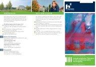 Flyer - Hochschule Magdeburg-Stendal