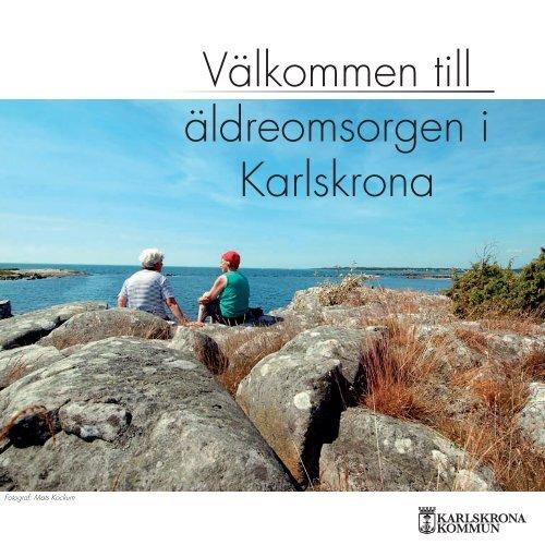 Välkommen till äldreomsorgen i Karlskrona - Karlskrona kommun
