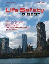 Fall 2006 - FCIA - Firestop Contractors International Association
